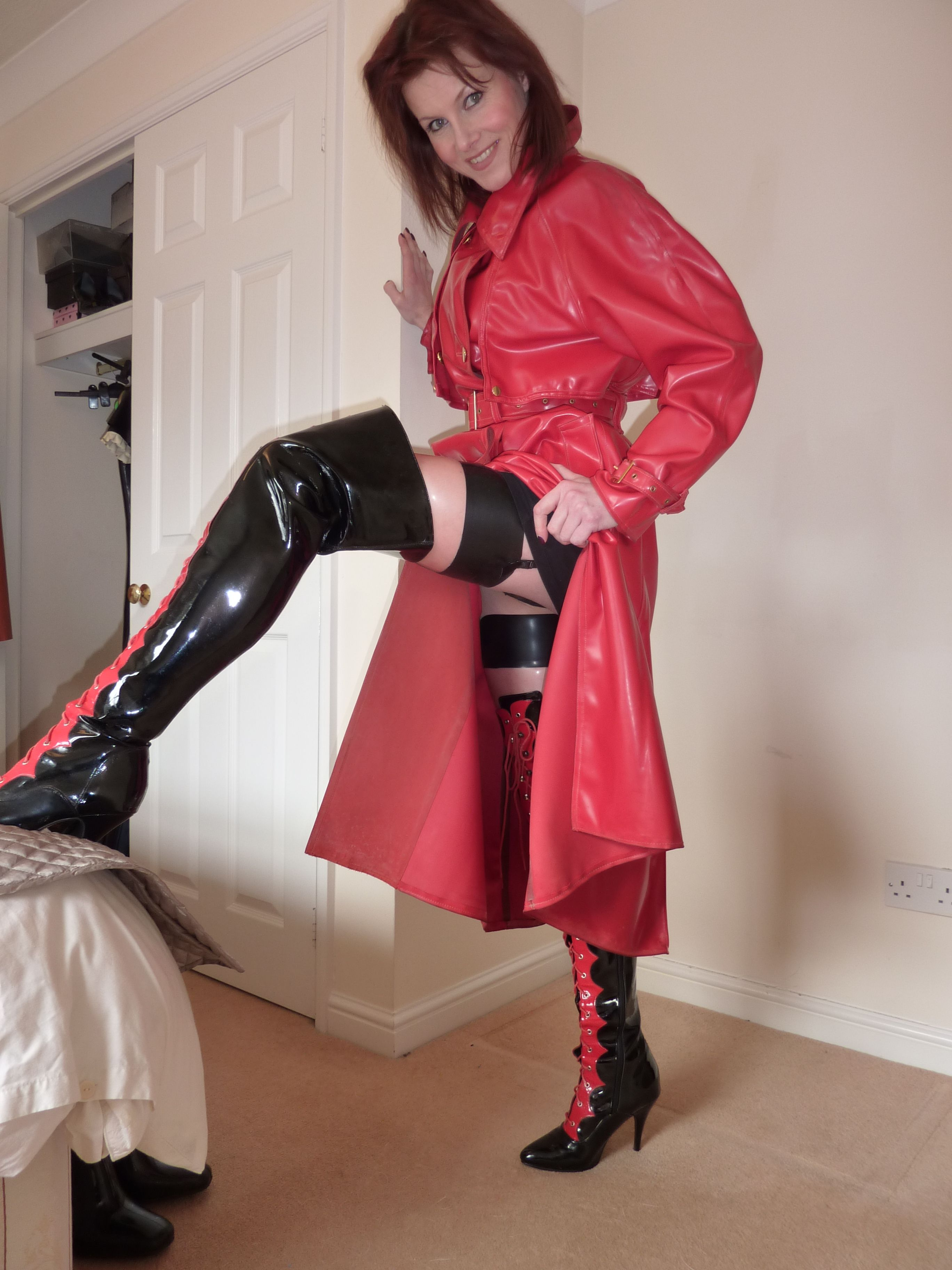 Girls In Rubber Boots