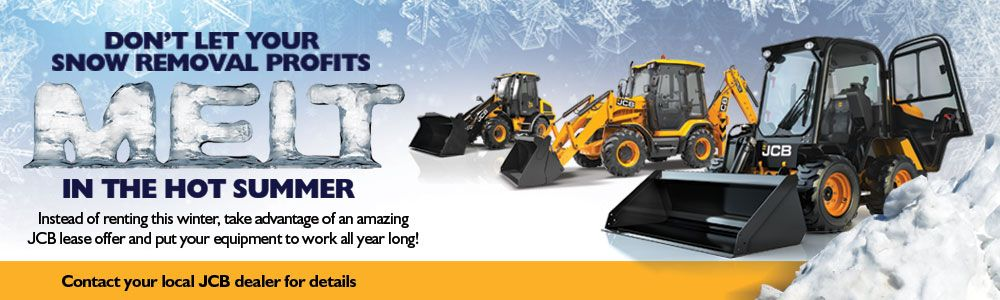 Winter Is Coming Are You Prepared Jcb Snow Removal Winter