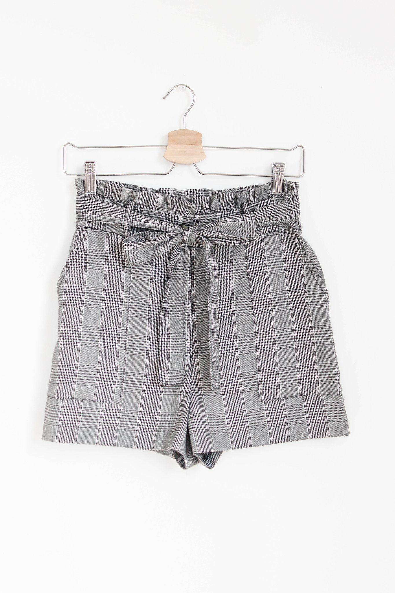 3f0cd1e9ba Kira Plaid Shorts | clothes | Plaid shorts, Shorts, Plaid