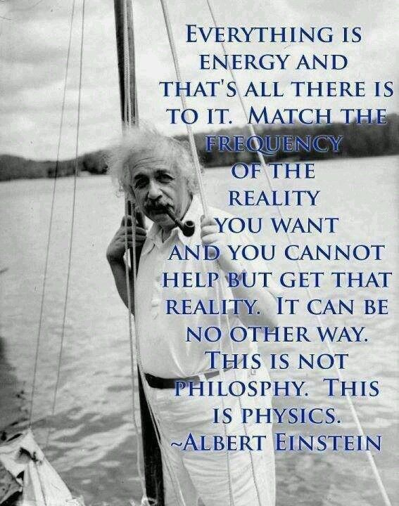 Psychotherapy 10 Fibs And Facts Einstein Quotes Einstein Everything Is Energy
