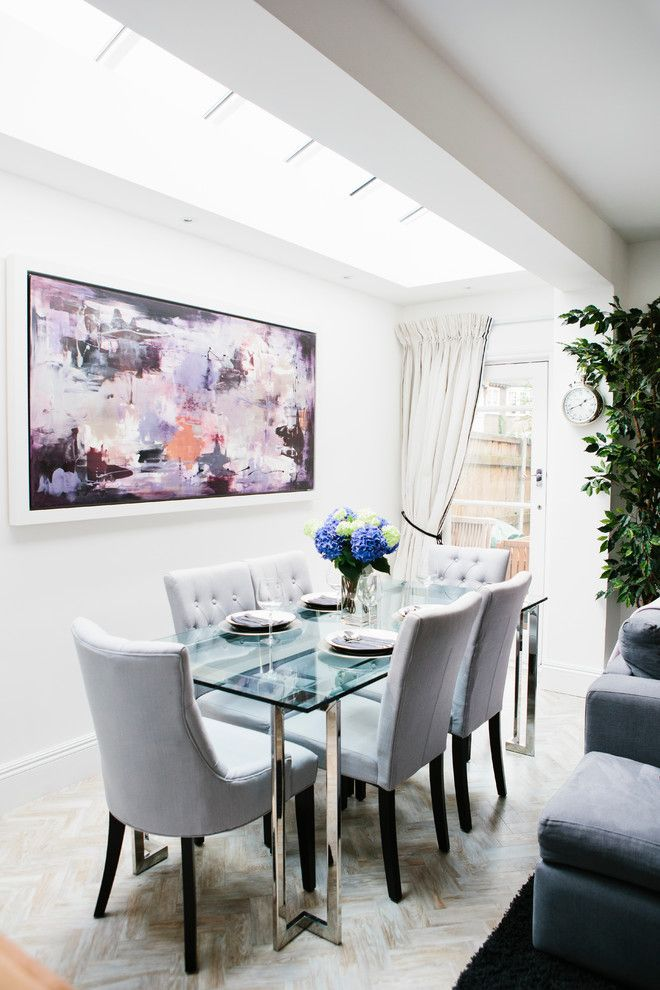 Diy Dining Table Ideas Dining Room Traditional With Modern Dining