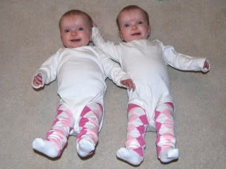 Make your own baby leg & armwarmers!