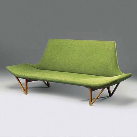 Ejnar Larsen, Sofa for Aksel Bender Madsen 1950s