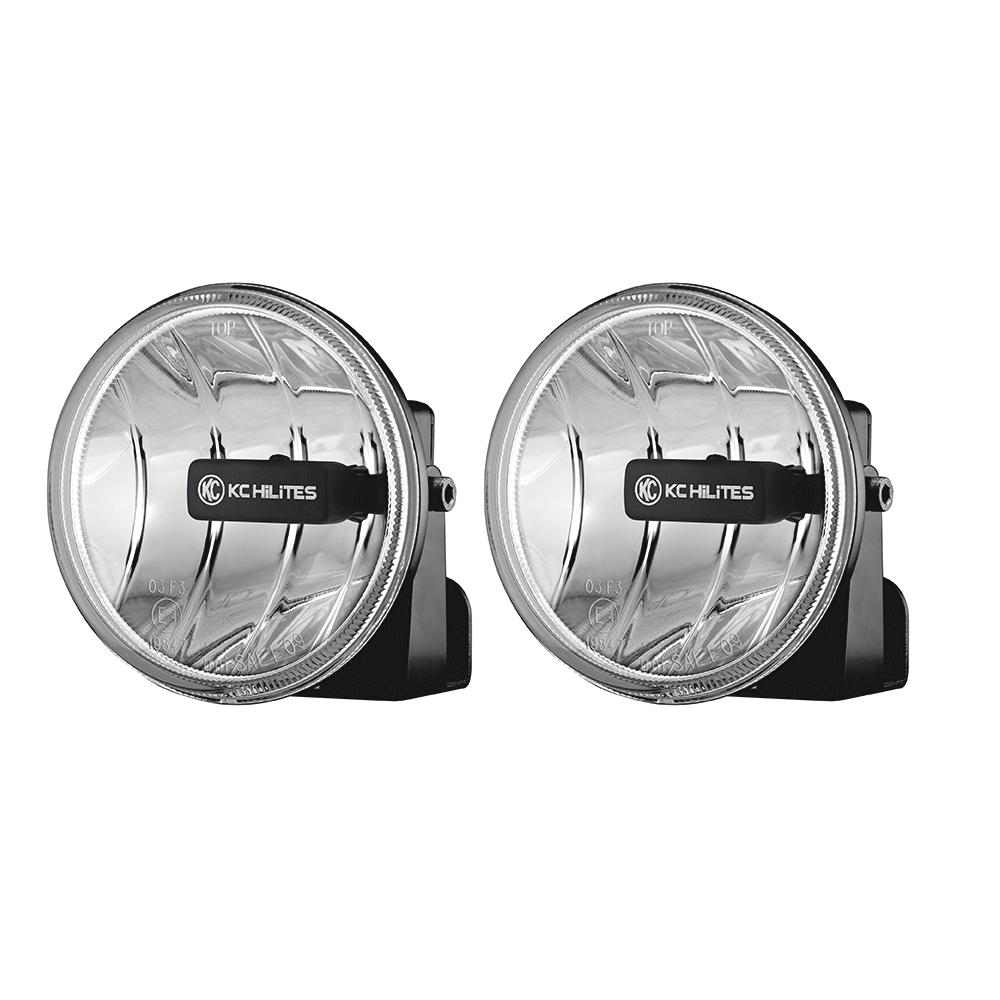 """KC HILITES 4"""" Gravity LED Fog Light Pair Pack System"""