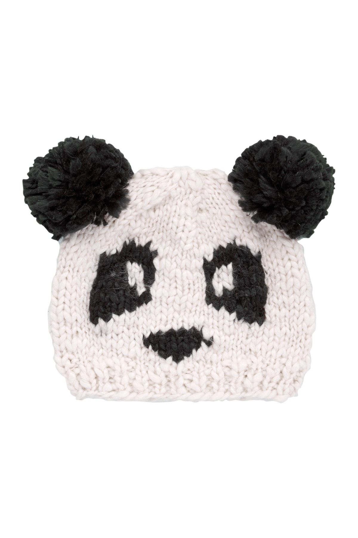 Panda Mütze Inspiration Pinterest