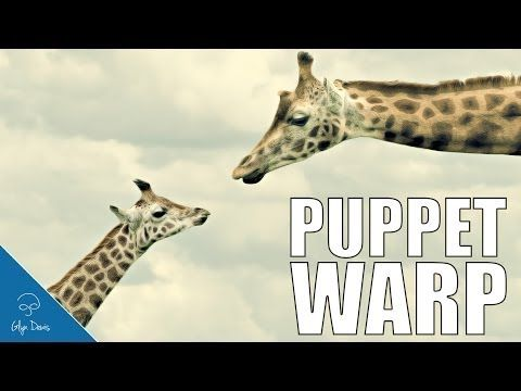 PHOTOSHOP: Changing Mood and Feel with Puppet Warp #48 - YouTube
