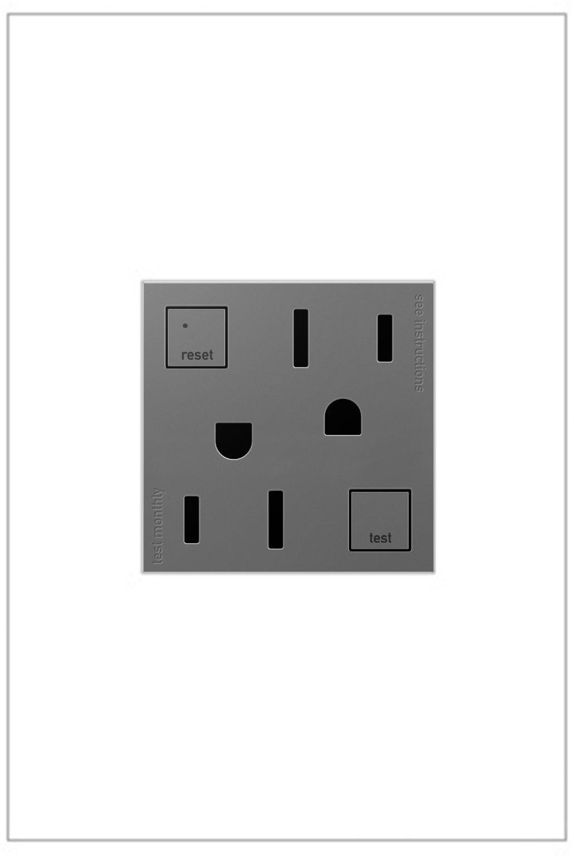 Adorne Tamper Resistant Gfci Outlet Electrical Outlets Light Shades