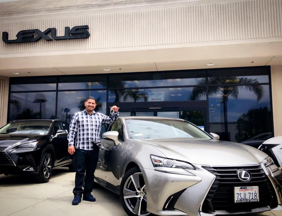 Congrats Sebastian Used Lexus New Lexus Lexus Dealership