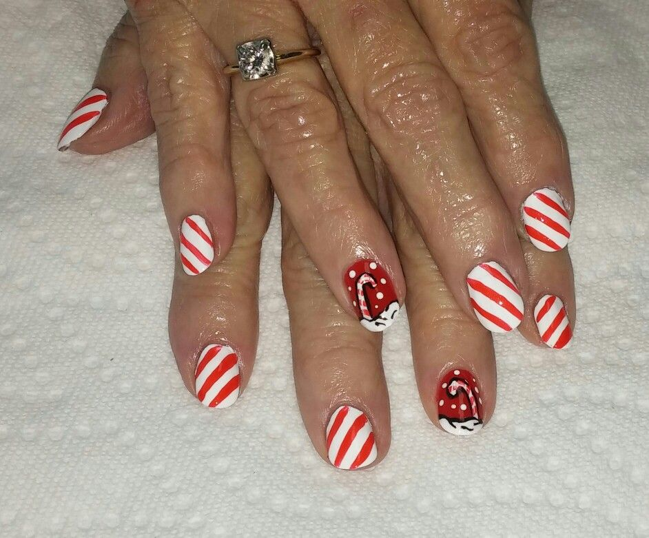 Candy cane it up!