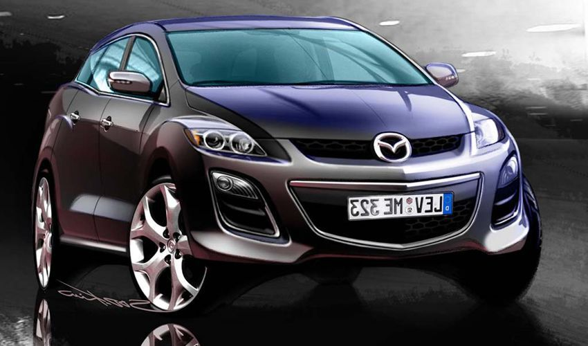2018 Mazda CX-7: What Rumors Say >> 2018 Mazda Cx 7 Release Date Specs Redesign And Price
