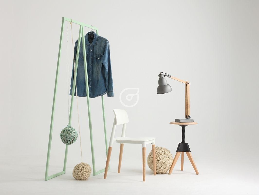 Simple mint hanger. Modern design. Classic.