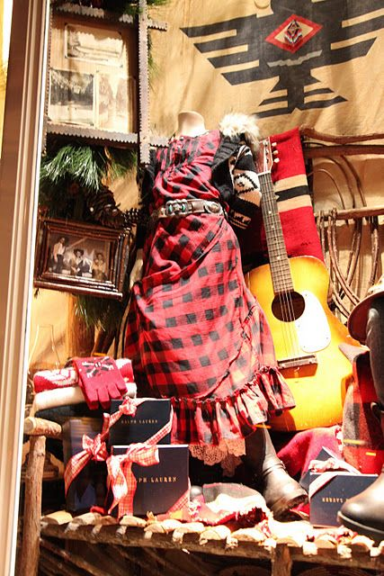 Ralph Lauren NY Window