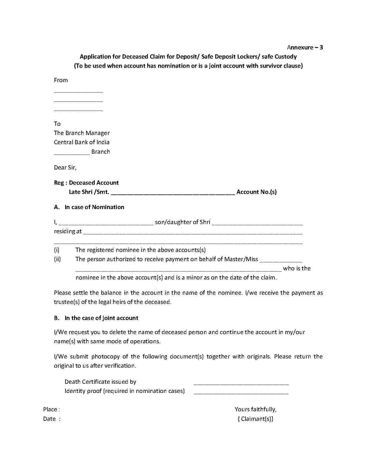 Affidavit Of Facts Template Templates Affidavit Templates  Templates Hunter  Affidavit .