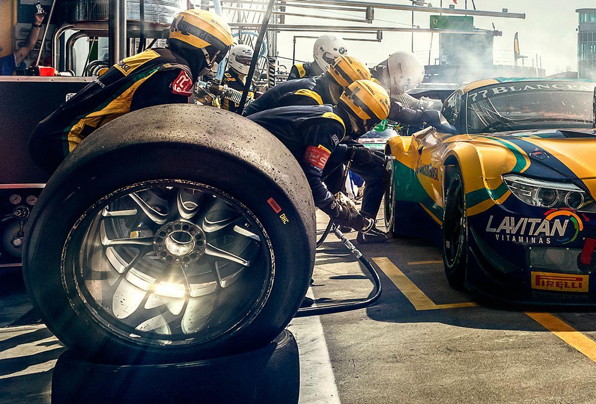 Blancpain GT Series. Monza (2015) on BehancebyRoman LavrovMore cars here.