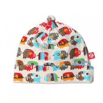 Babymutsje Elephant Parade