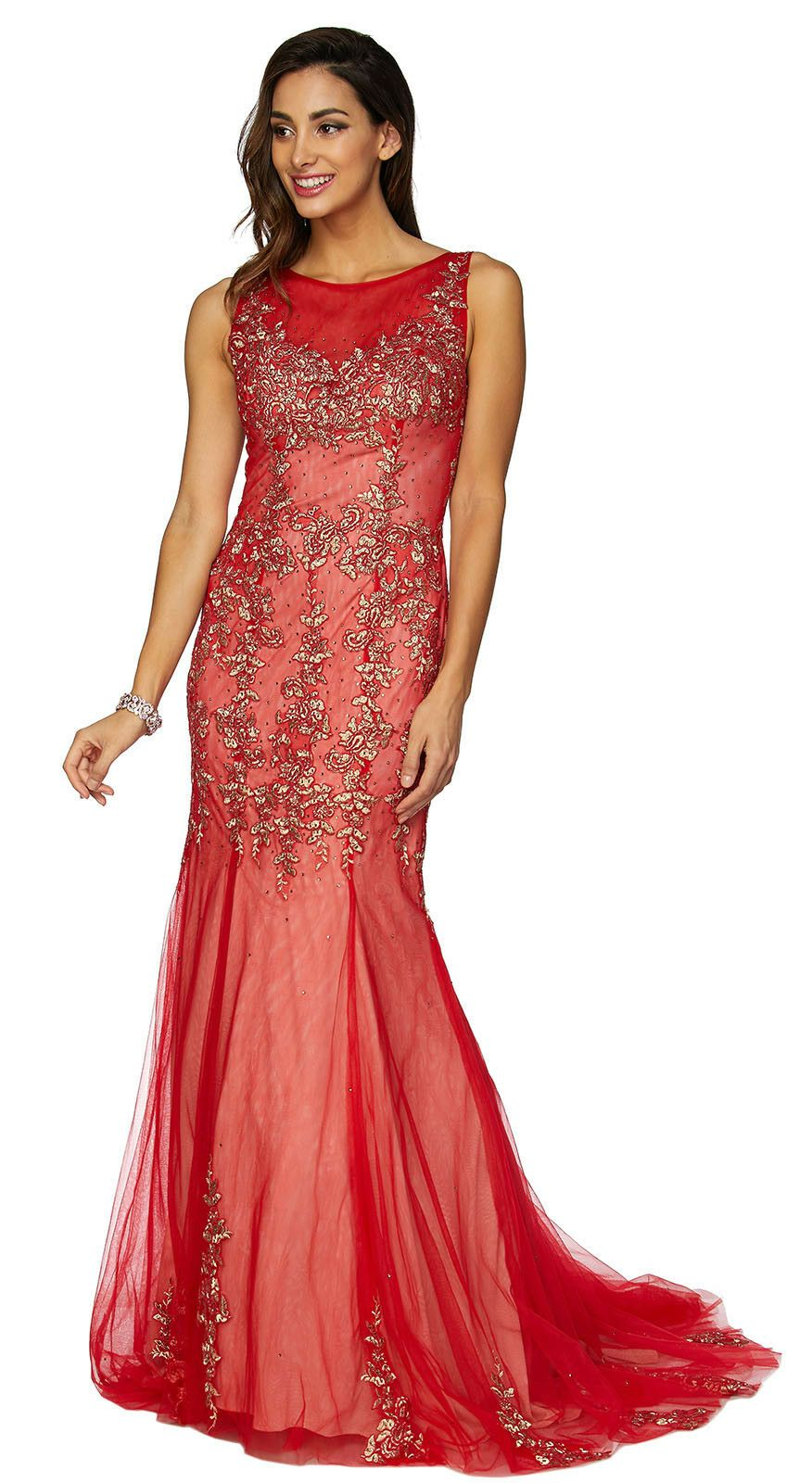 New Red Carpet Stretchy Satin Pageant Special Occasion Formal Evening Prom Dress Red Carpet Dres Mermaid Evening Gown Metallic Prom Dresses Formal Gala Dress [ 1600 x 876 Pixel ]