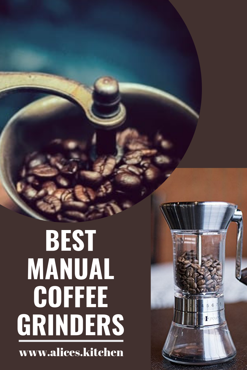 Best Manual Coffee Grinders Manual coffee grinder