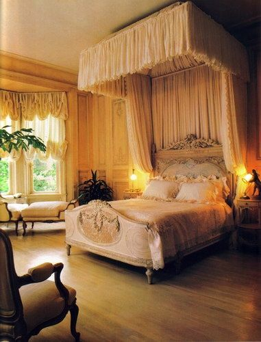 Old World Interiors Diane Burn Style Luxury Bedroom