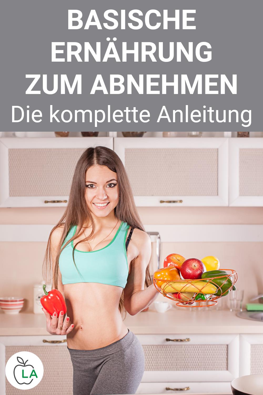 Photo of Basische Ernährung zum Abnehmen – Tipps und geeignete Lebensmittel