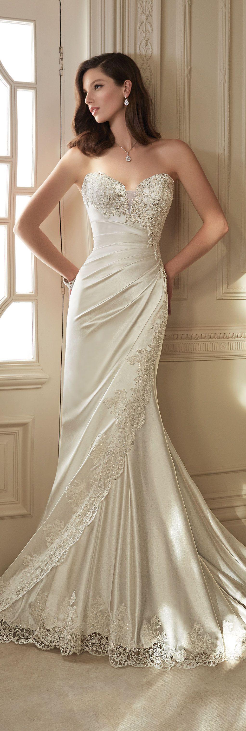 Sophia Tolli Wedding Dresses 2019 for Mon Cheri – Bridal Gowns