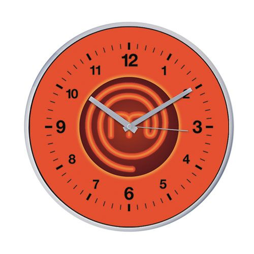 Clock' Your A Perfect If Is 'masterchef The Clock Wall PluOkZXTwi