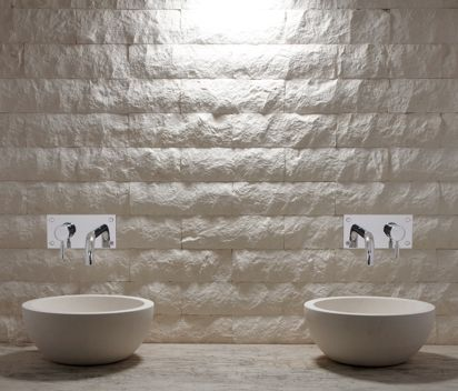 Wall Decorative Tiles Classy Classic Flax Mix Metro Splitface #wall #decorative #tile Review