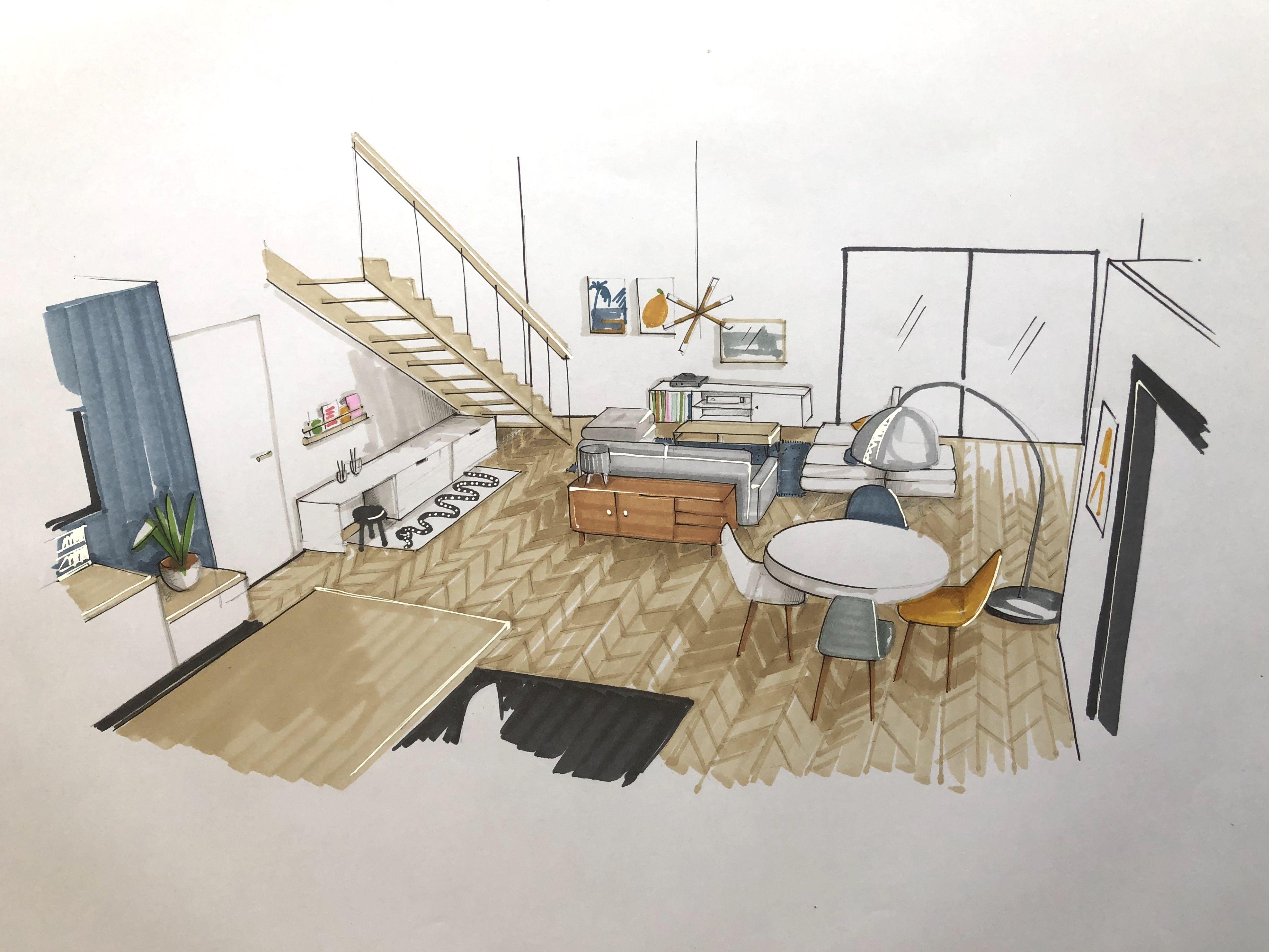 Coaching Deco Pour L Amenagement D Une Maison En Construction Construction Maison Deco Maison