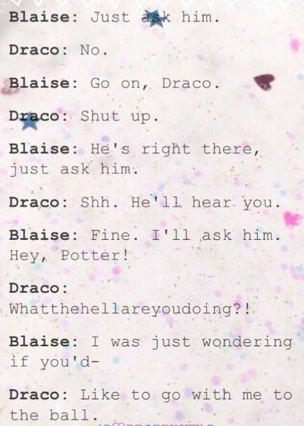 Draco Malfoy And Blaise Zabini Talking About Harry Potter I Kind Of Ship Drarry I Think It Could Be Really Exciting Between Those Tw Drarry Draco Draco Malfoy