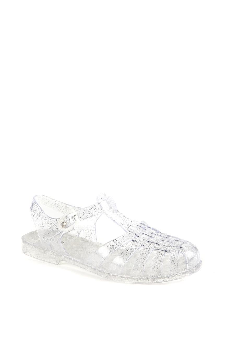 White sandals rubi shoes - Jessica Jelly Sandal Cotton On Can T Decide If I Should Relive My Childhood