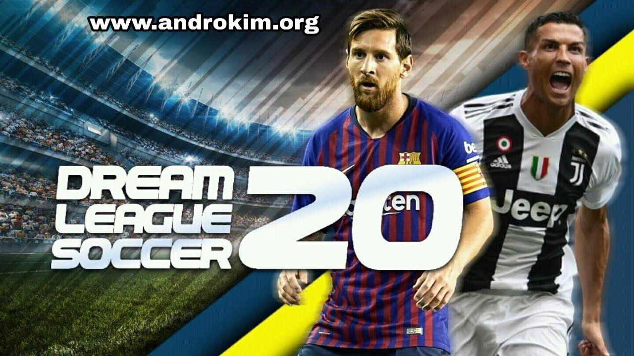 تحميل لعبة Dream League Soccer 2020 مهكرة للاندرويد Game Download Free Free Pc Games Download Free Game Sites