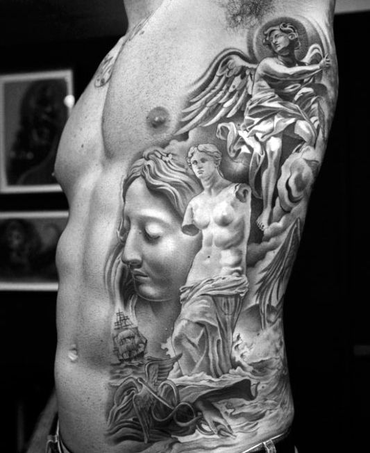 Rib Tattoos for Men - Ideas and Inspiration for Guys | Tattoo