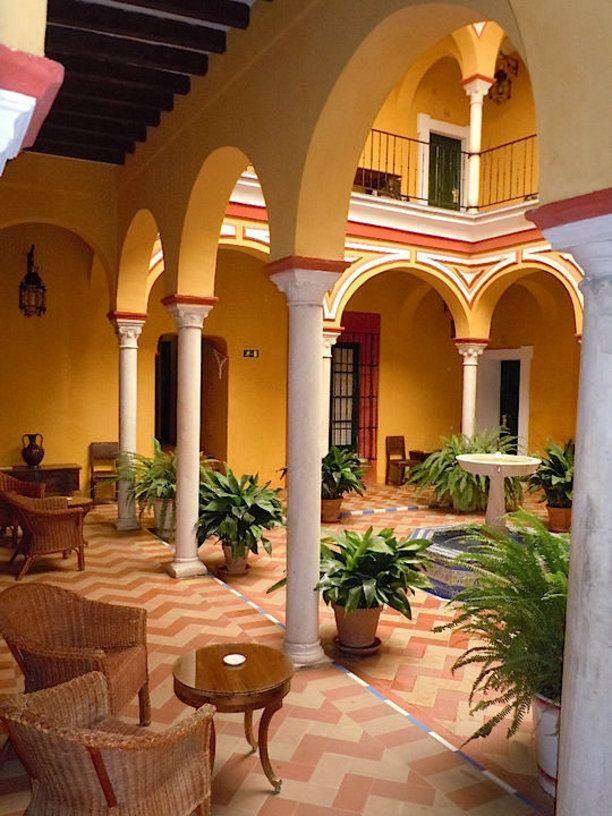 Hotel Las Casas de La Judería, Seville, Spain — by Very