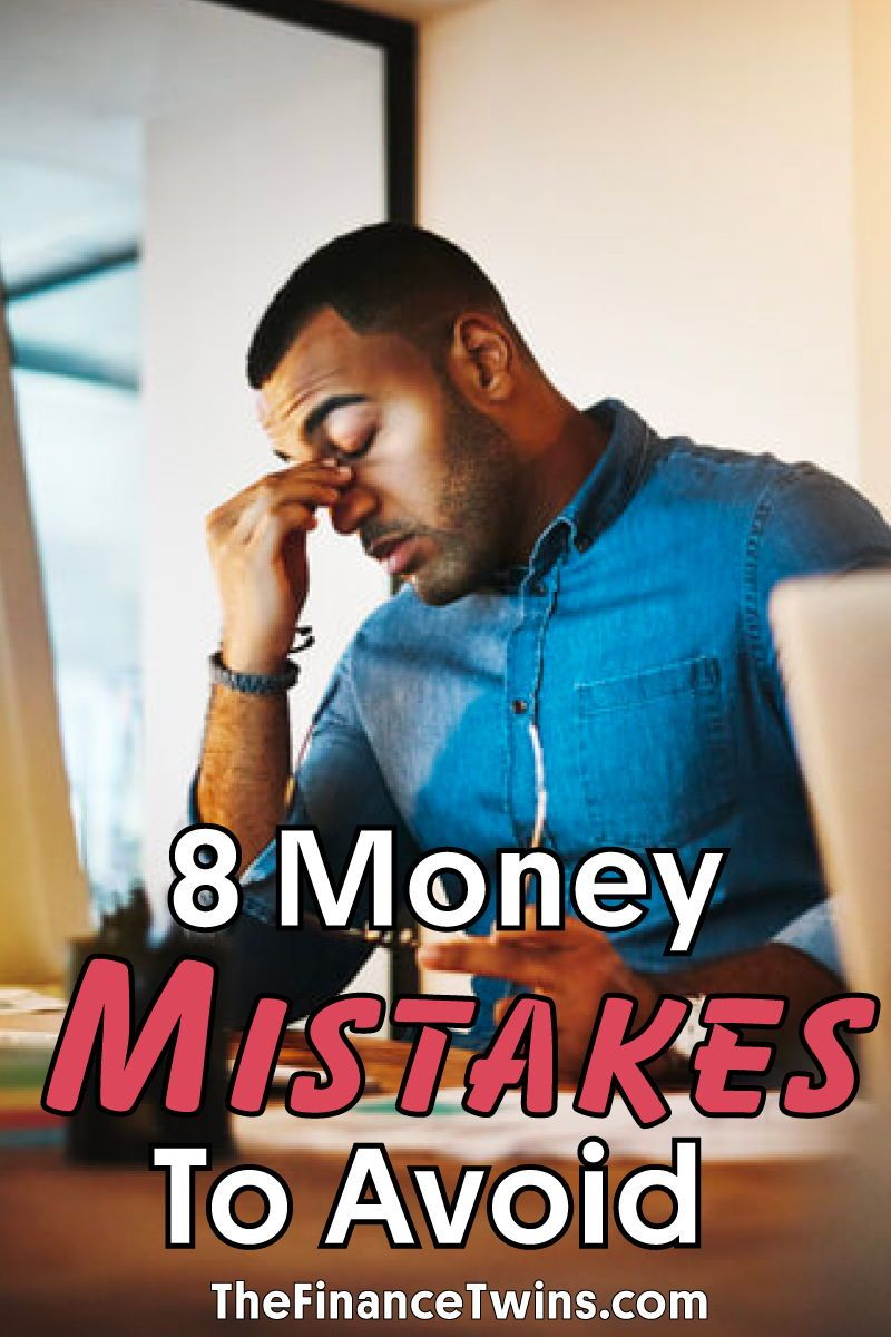 8 Money Mistakes Weve Made Plethora Of Personal Finance