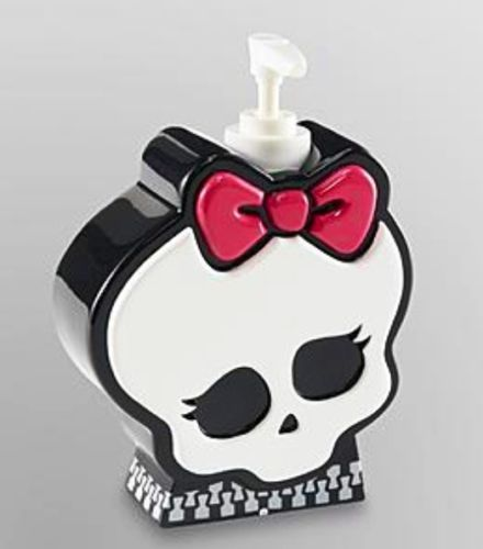 Monster High Soap Dispenser Bathroom Decor New