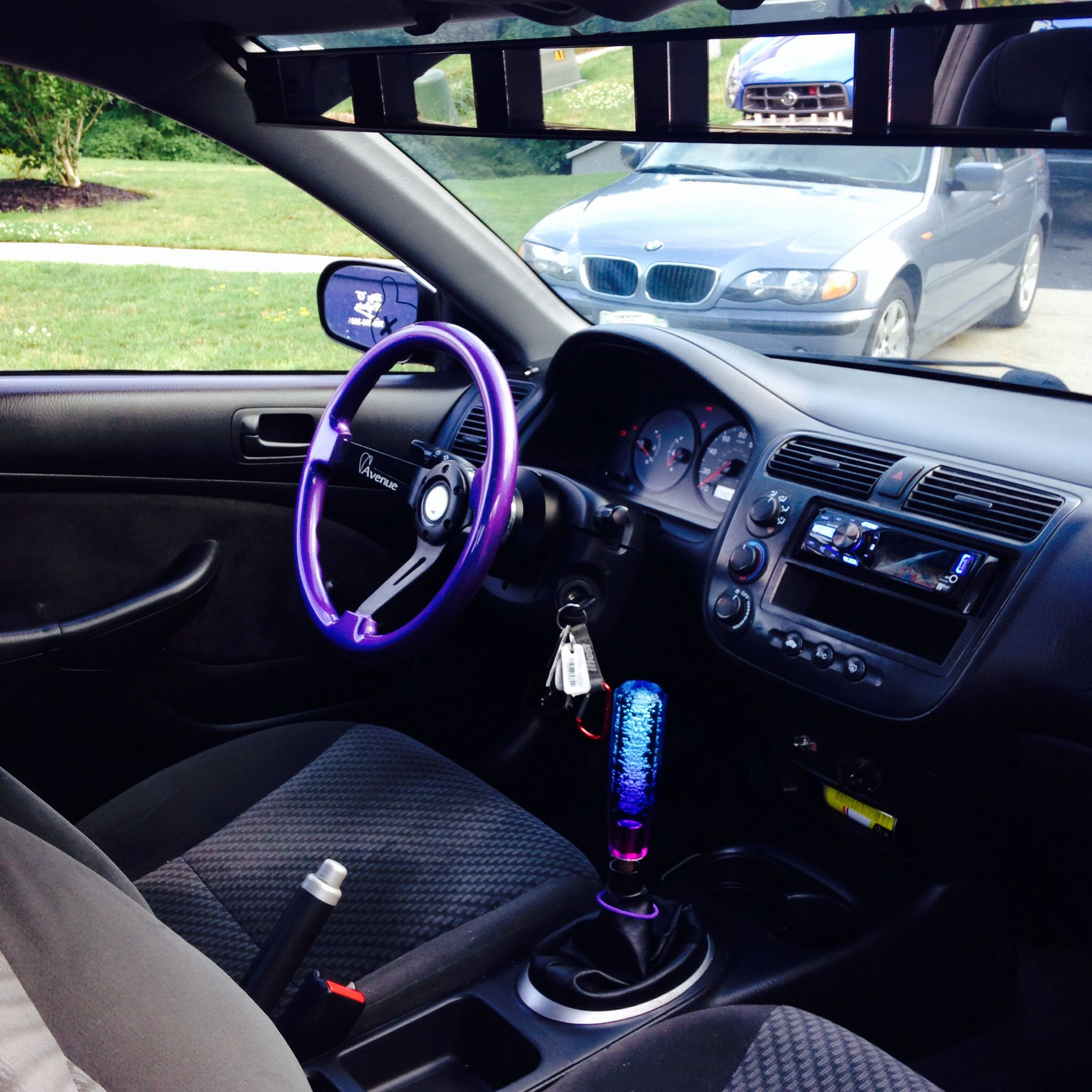 Nrg Steering Wheel Quick Release Gen 2 0 Black With Neo Chrome