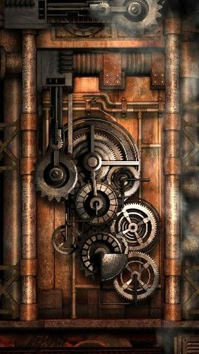 45+ Steampunk pipes wallpaper android high quality