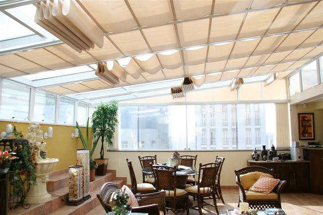 Tipos de cortinas modernas e aconchegantes tipos de for Tipos de cortinas modernas