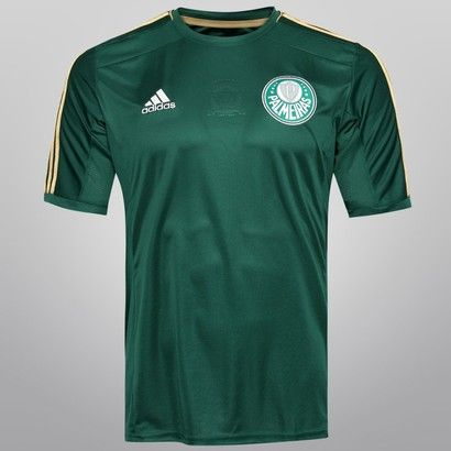 Camisa Adidas Palmeiras I 14/15 s/nº - Mundo Palmeiras