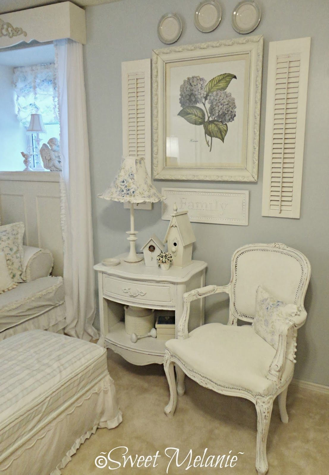 Sweet Melanie Shabby chic furniture, Shabby chic
