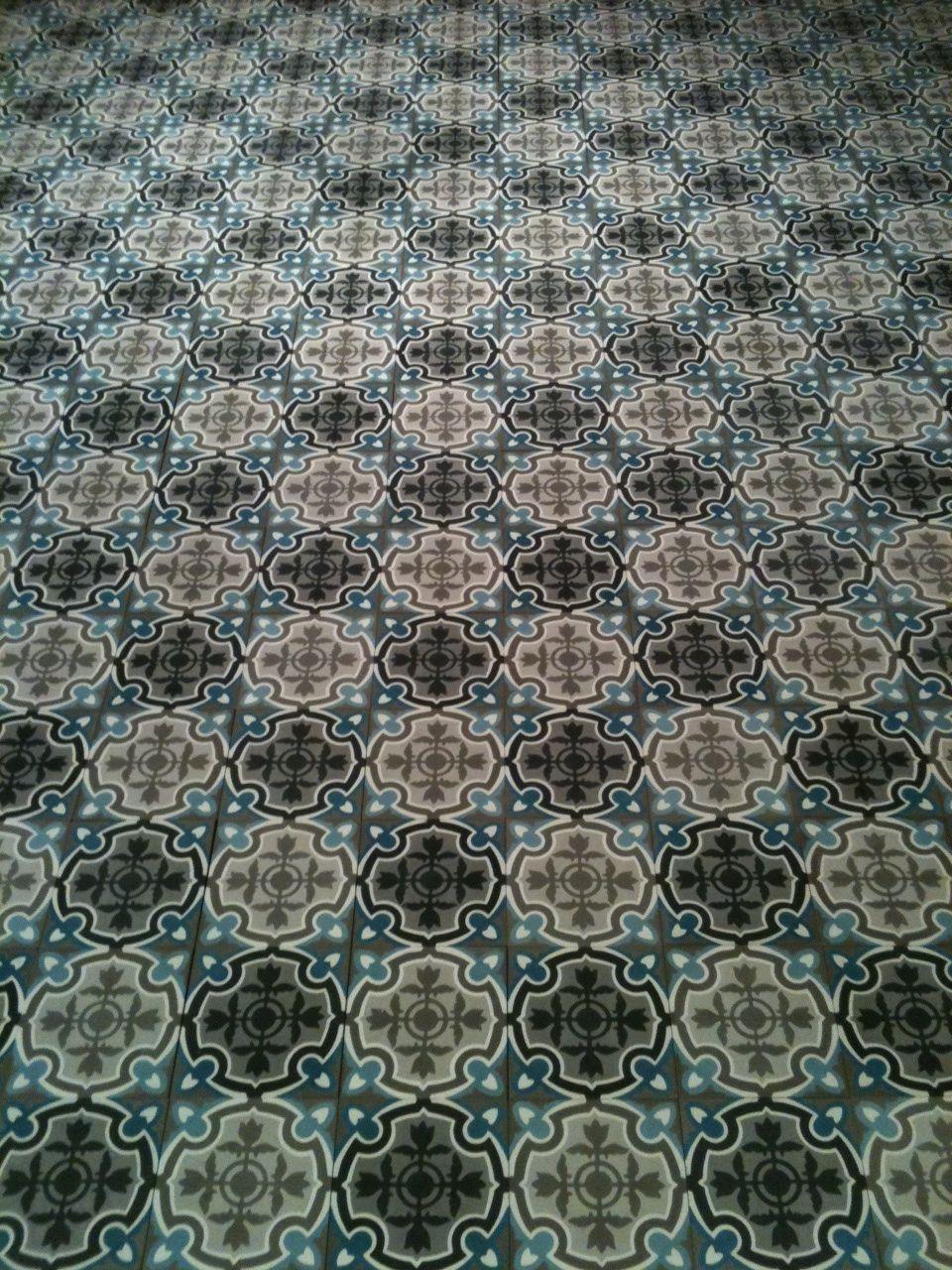 Carreaux Ciment Decors Lille En Clair Et Fonce 15x15cm Carrelages Du Marais Home Decor Decor Rugs