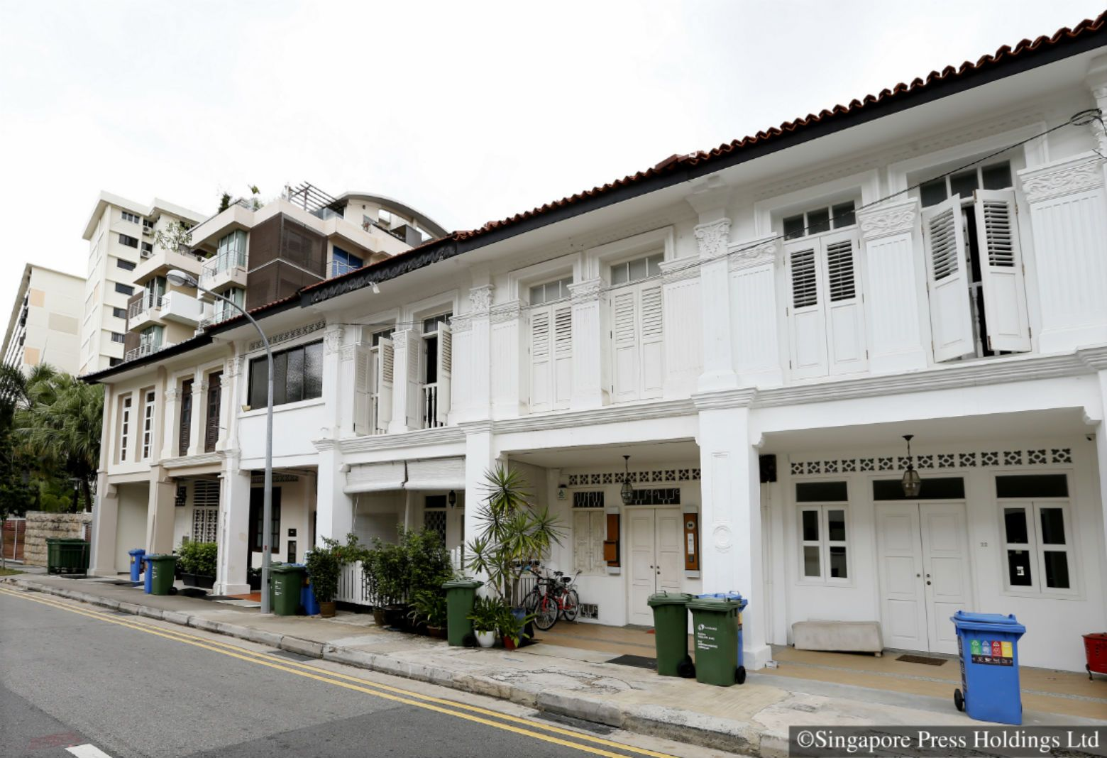 What Itu0027s Like To Live In A Pre War Shophouse In The Katong And Joo