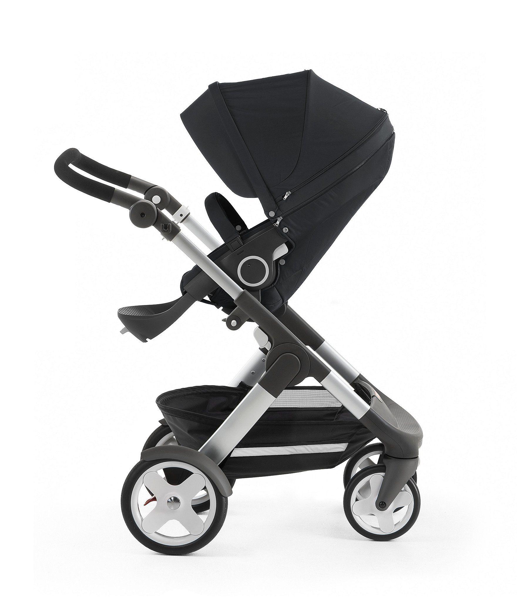 Stokke Trailz Classic Stroller Black N/A in 2020