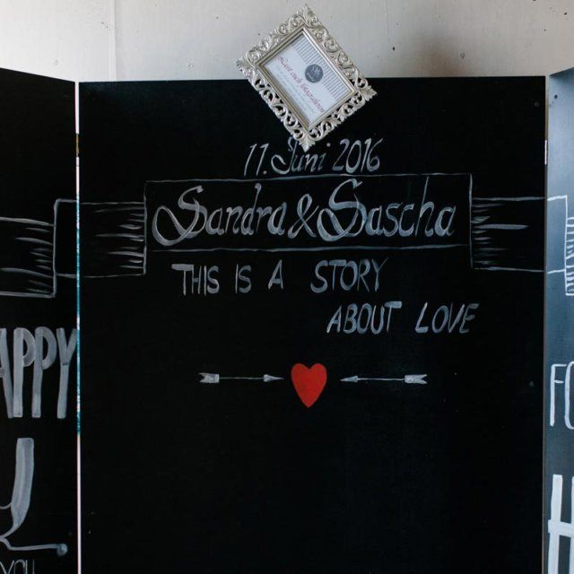 Fotobox Hintergrund für Hochzeit Beispiele & Ideen