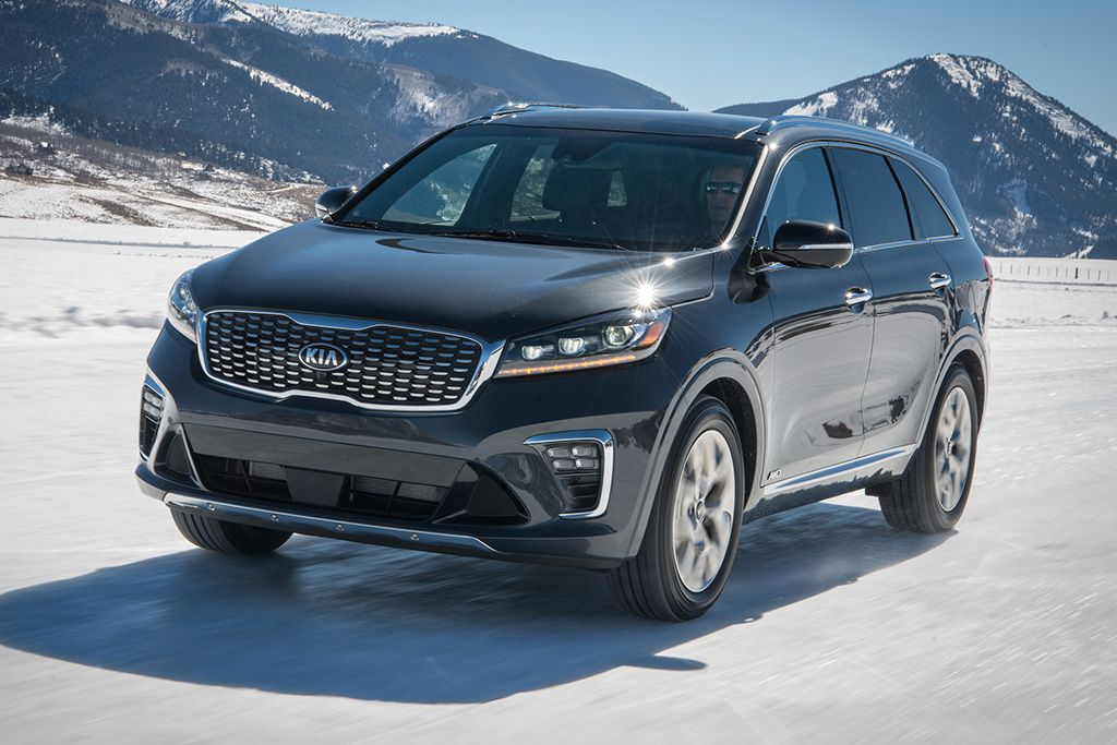 2019 Kia Sorento Vs 2019 Nissan Pathfinder Comparison Kia