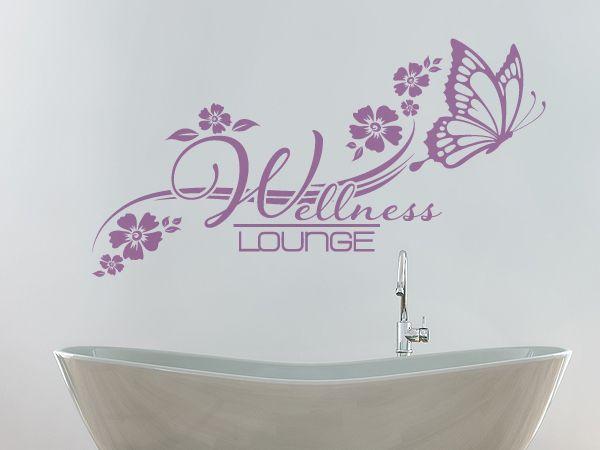 Der ideale Wandsticker für schicke Badezimmer. | bad | Pinterest ...