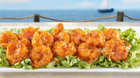 The Best Dishes From Red Lobster's New Menu Sweet and