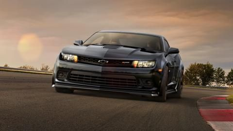 Build Your Own Camaro >> Build Your Own Track Car 2015 Camaro Z28 Chevrolet Cars