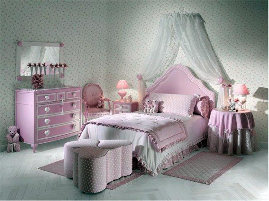 Bedroom Decorating Ideas For Young Adults Girls5