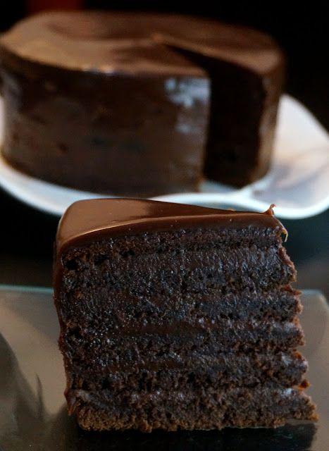 Devils food cake torta de chocolate con brigadeiro http devils food cake torta de chocolate con brigadeiro httpdecoraciondemabelspot forumfinder Choice Image