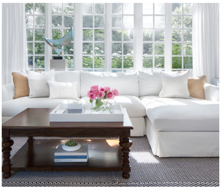 Boston Interior Design Firms: Interior Design, Sunken Living Room, Living
